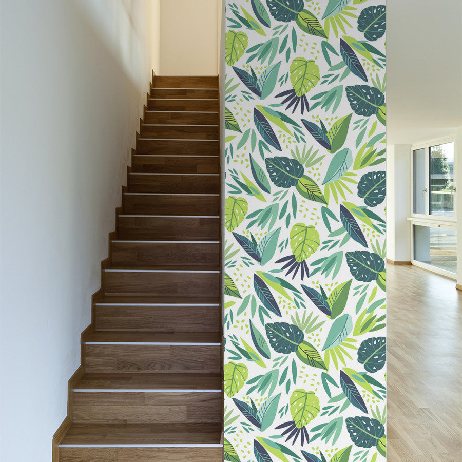 Midrib removable peel and stick wallpaper wallsneedlove - Best peel and stick wallpaper ...