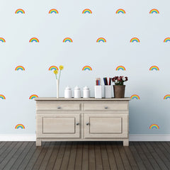 Rainbow Mini-Pack Wall Decals