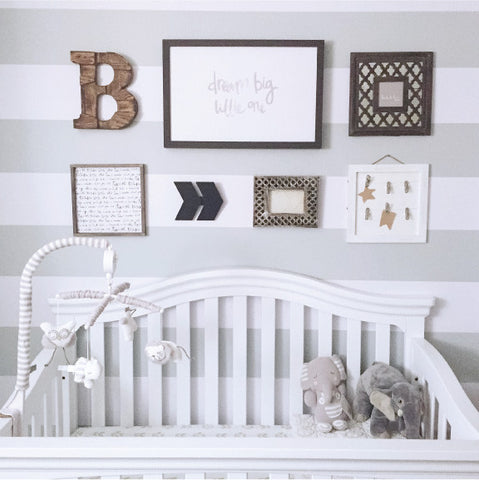 Easy Stripe WNL Kids Wall Decals