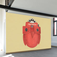 Owl Master Wall Mural