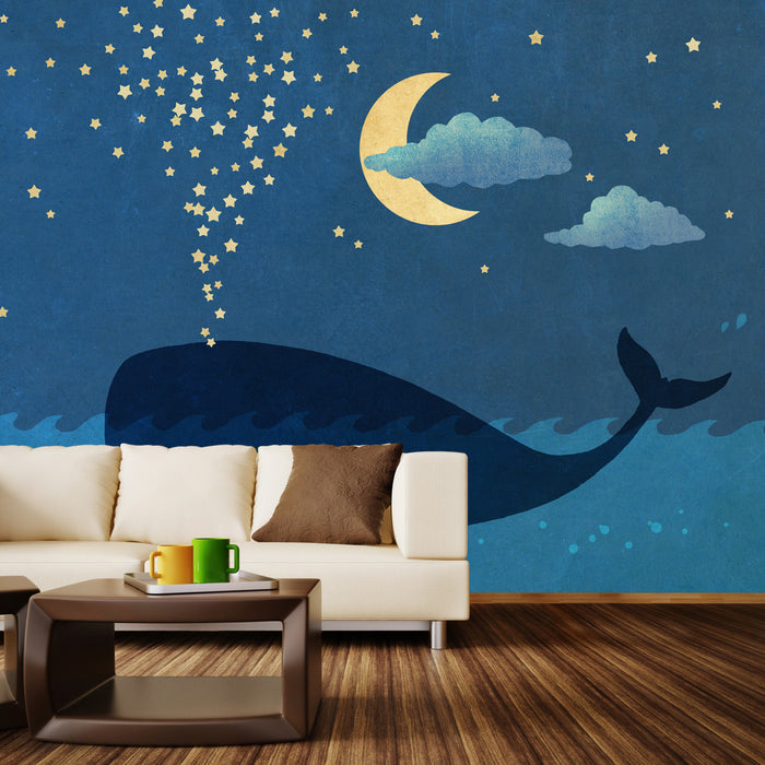 Star Maker Wall Mural by Walls Need Love?
