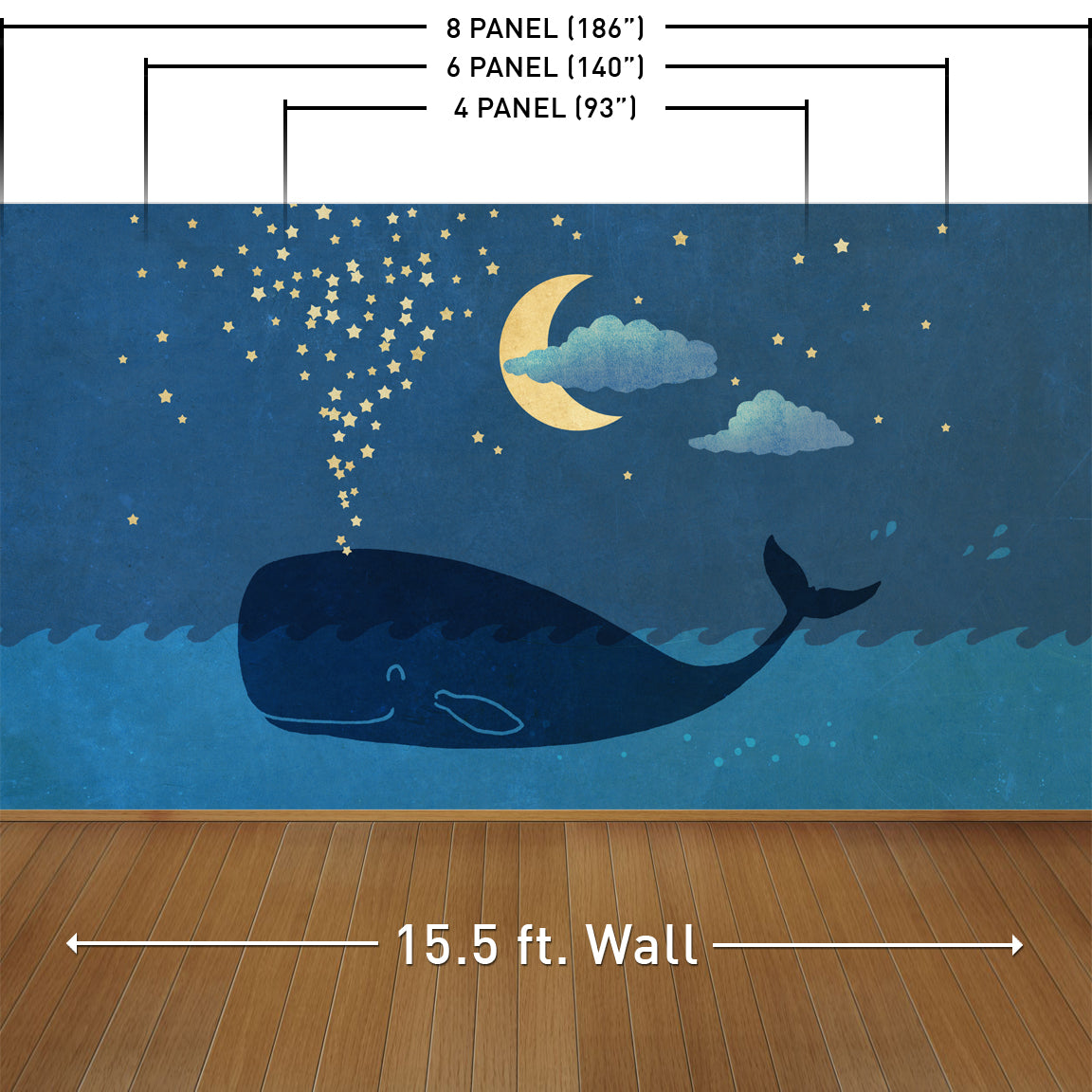 Star Maker Wall Mural