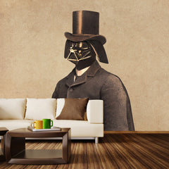 Lord Vadersworth Wall Mural