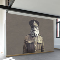 Sgt. Storm Wall Mural