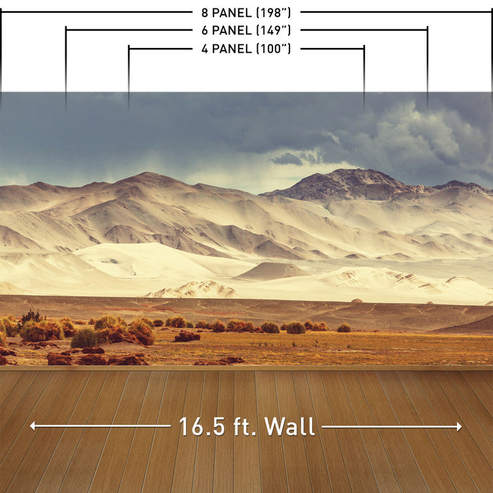 Argentinian Highlands Wall Mural