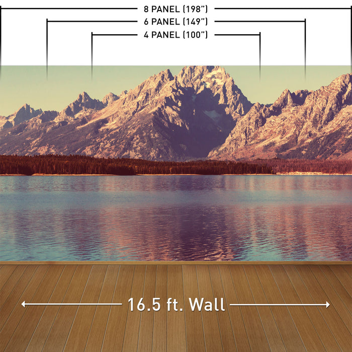 Grand Teton National Park Wall Mural