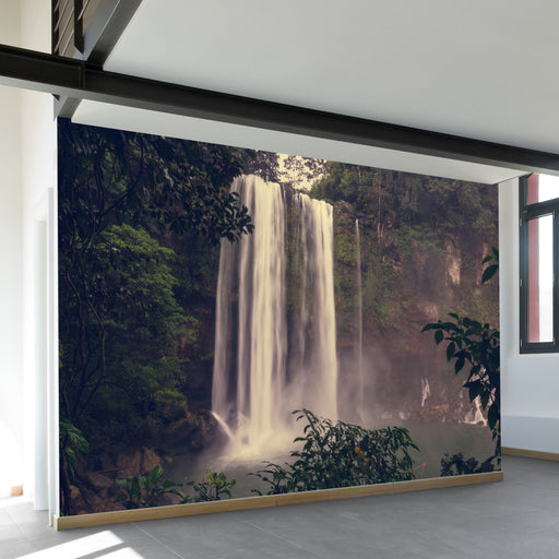 Chasing Waterfalls Wall Mural by Walls Need Love?