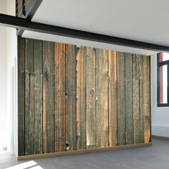 Barn Wood 2 Wall Mural