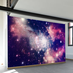 Dawn of the Cosmos Wall Mural