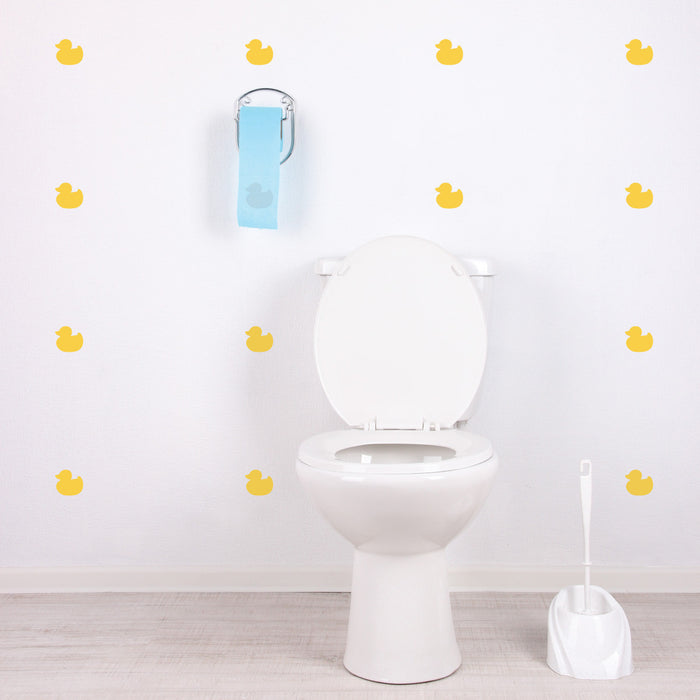 Lil' Rubber Duckies Mini-Pack Wall Decals | lifestyle