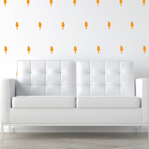 Popsicles Mini-Pack Wall Decals | lifestyle