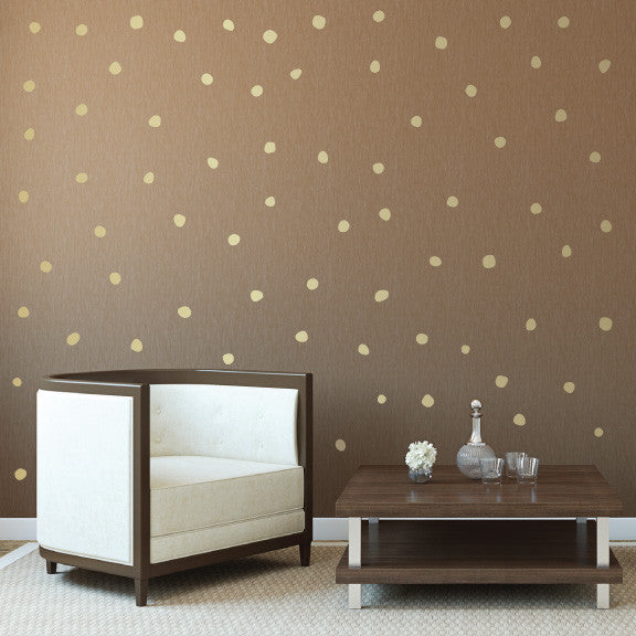 Perfectly Imperfect Dots Mini-Pack Wall Decals | lifestyle