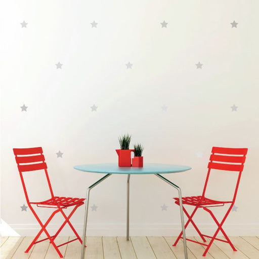 Classic Stars Mini-Pack Wall Decals | lifestyle