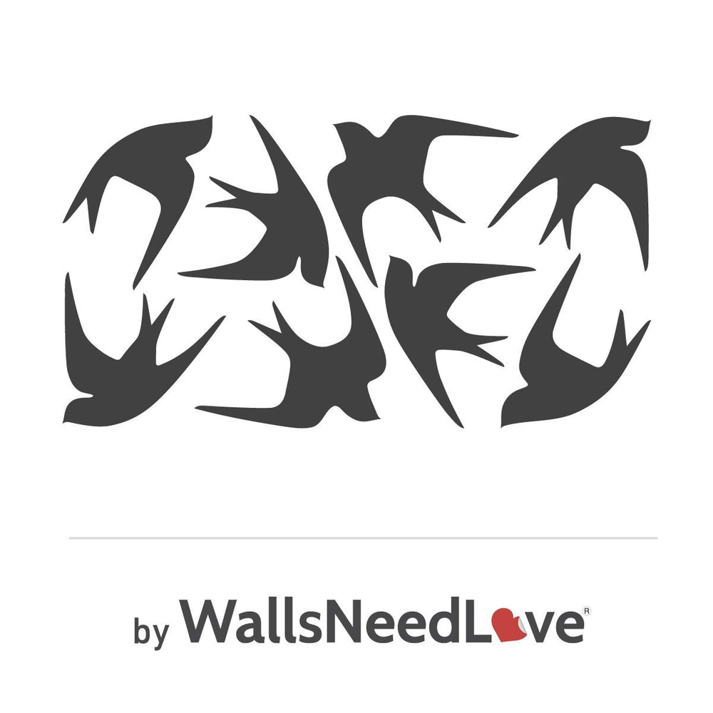 Sparrows wall decals design packs walls need love wallsneedlove sparrows wall decals thecheapjerseys Image collections