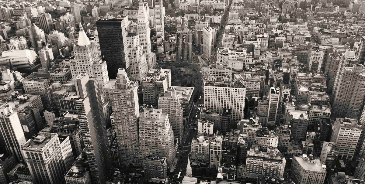 Flatiron City From Above image