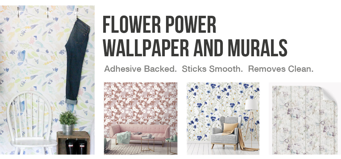 Floral Wallpaper Collection