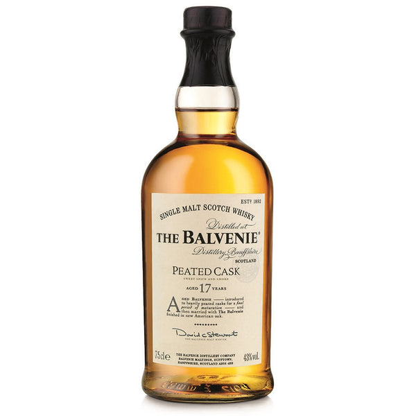 The Balvenie Peated Cask 17 years