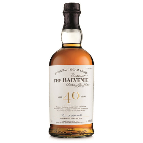 The Balvenie Forty 40 years