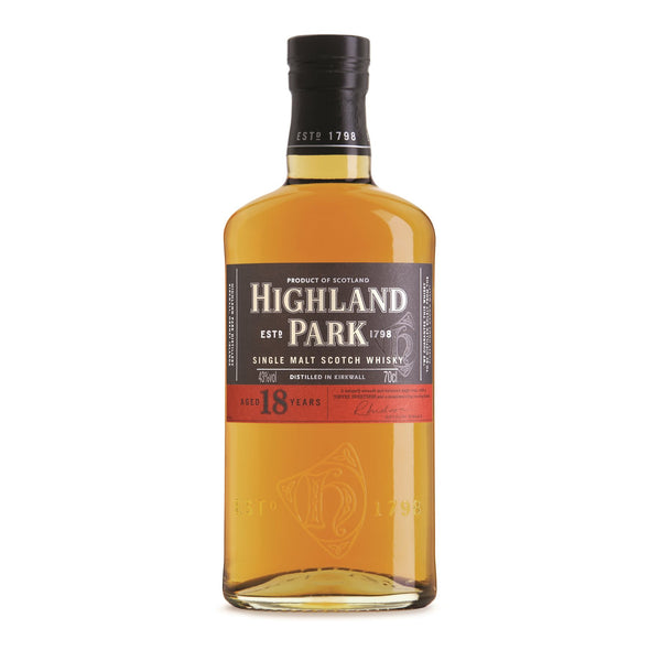 Highland Park 18 years