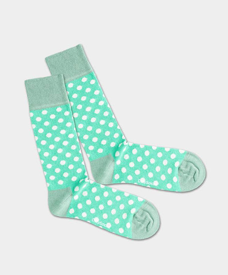 DillySocks Lawn Dots