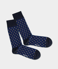 DillySocks Tiny Star Dots