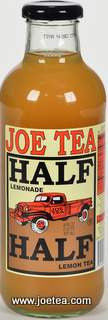 Joe's Half & Half (Lemon Tea and Lemonade)