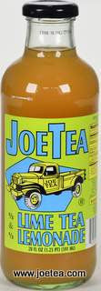 Joe's Lime Half & Half (Lime Tea and Lemonade)