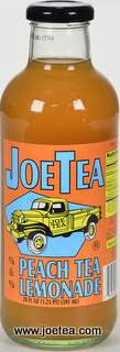 Joe's Peach Half & Half (Peach Tea and Lemonade)
