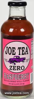Joe Tea Zero Raspberry Tea - No Calories