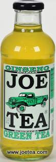 Joe Tea Ginseng Green Tea