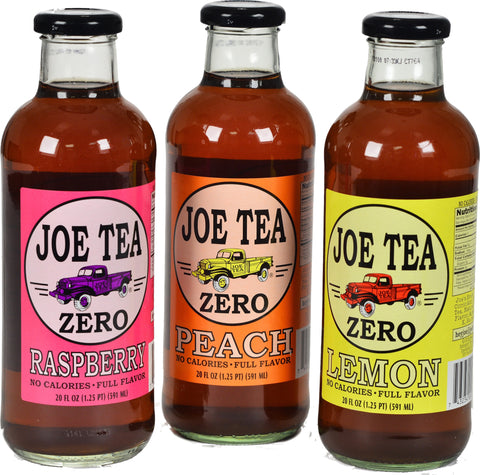 Joe Tea  Zero Assorted Case