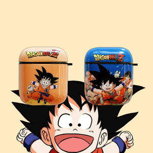 Dragon Ball Z TPU AirPods Case - swagmesecret