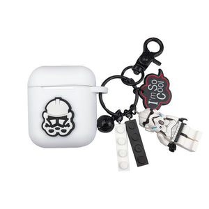 Storm Trooper 2 AirPods Case - swagmesecret