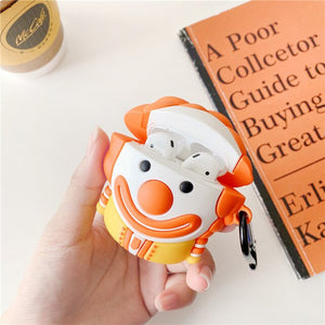 Clown Smile AirPods Case (1/2/Pro)