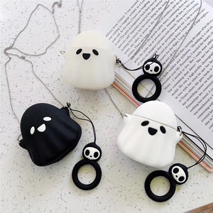 Ghost Halloween AirPods Case (1/2/Pro)