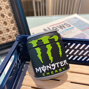 Monster Energy AirPods Case (1/2/Pro)