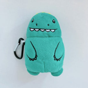 Plush Dinosaur AirPods Case