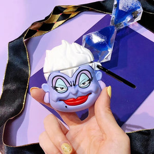 The Little Mermaid 'Ursula' AirPods Case - swagmesecret