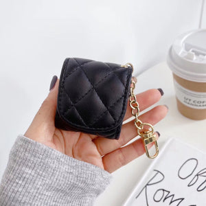 Leather Handbag AirPods Case