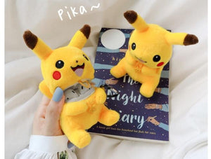 Pokemon Plush AirPods Case - swagmesecret