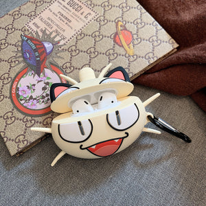 Meowth AirPods Case - swagmesecret