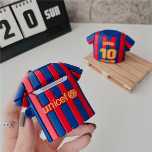 Messi Barcelona AirPods Case (1/2/Pro)
