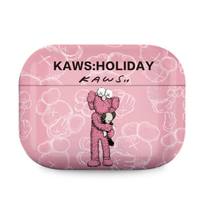 Kaws Pink AirPods Case