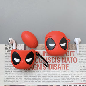 Deadpool AirPods Case - swagmesecret