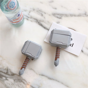 Thor & Mjolnir AirPods Case (1/2/Pro)