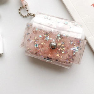 Colorful Sequins Star AirPods Case - swagmesecret