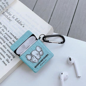 Kaws AirPods Case (Blue/White/Pink/Green) - swagmesecret