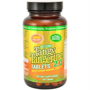 Easily provide your body with the essential nutrients needed for optimal health with Beyond Tangy Tangerine 2.0 Tablets! Plus, BTT 2.0 Tablets boast an ORAC Score of 160000, for maximum support against free radicals!