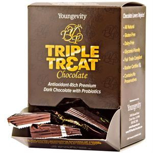 Triple Treat™ Chocolate - 20 count box