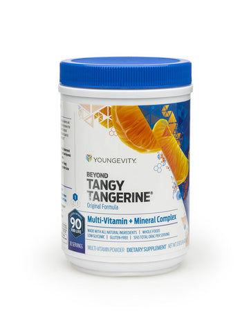 Beyond Tangy Tangerine (BTT) contains a base of Plant Derived Minerals blended with vitamins amino acids and other beneficial nutrients to make a balanced and complete daily supplement.